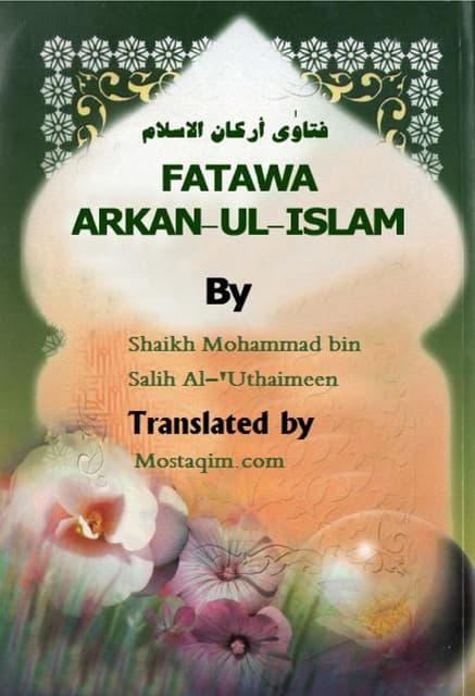 En Fatawar Arkanul_Islam