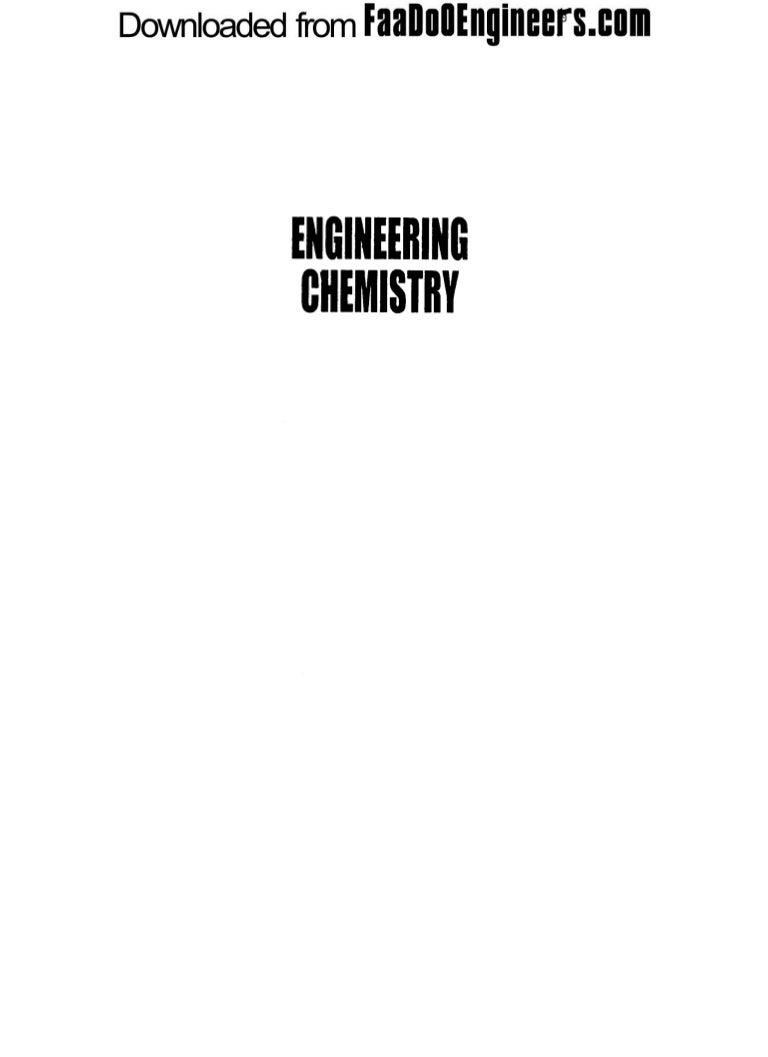 Engineering chemistry pooptronica