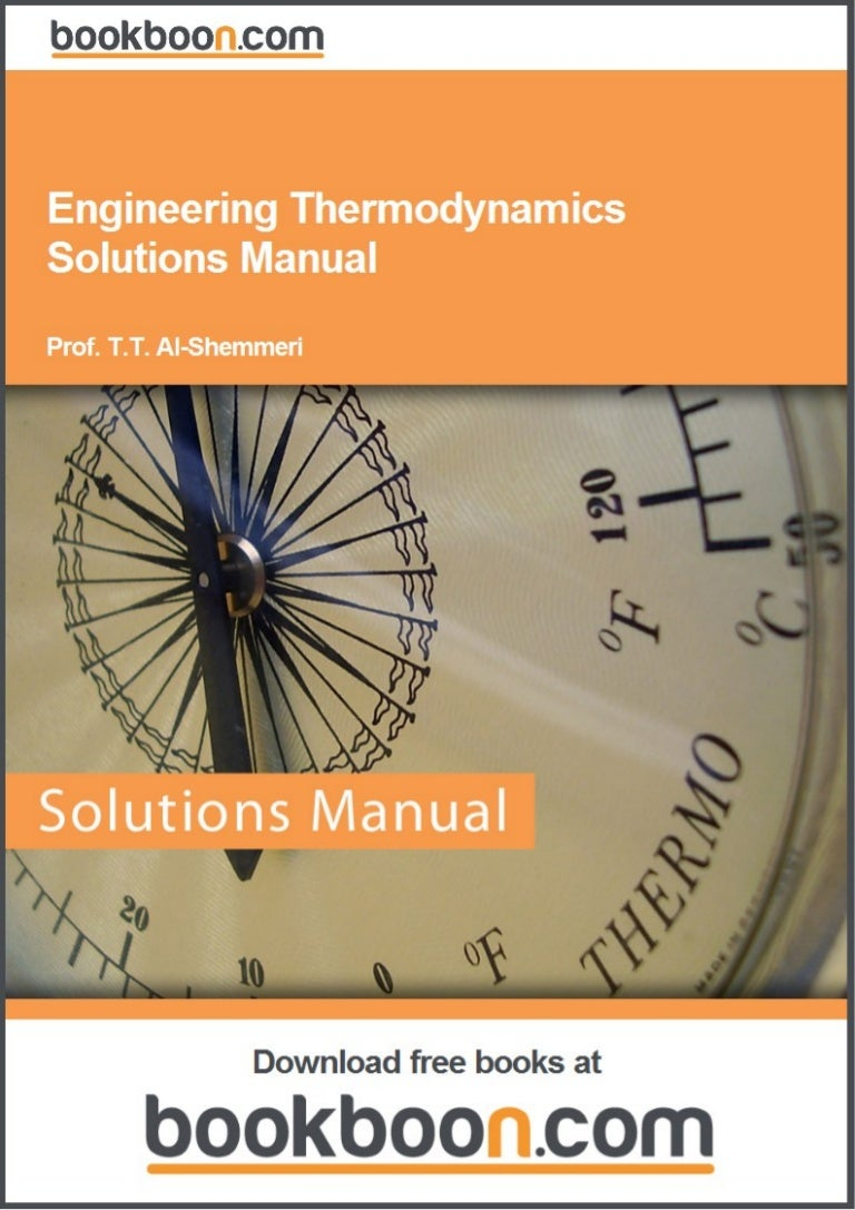 Engineering thermodynamics solutions manual fandeluxe Images