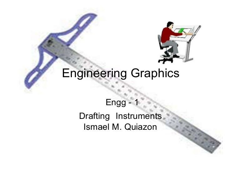 Engineering drawing (drafting instruments) lesson 2