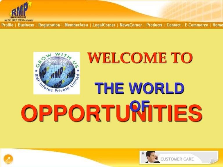 rmp business plan presentation ppt