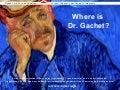 English  Where Is Dr Gachet