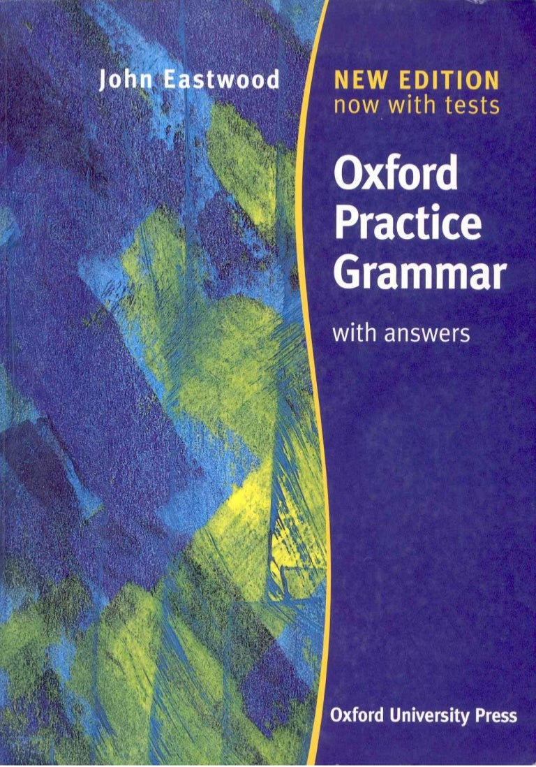 English book oxford practice grammar with answers fandeluxe