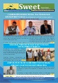 Sweet Newsletter Vol.4. No.3 March 2016 , by Ethiopian Sugar Corporation