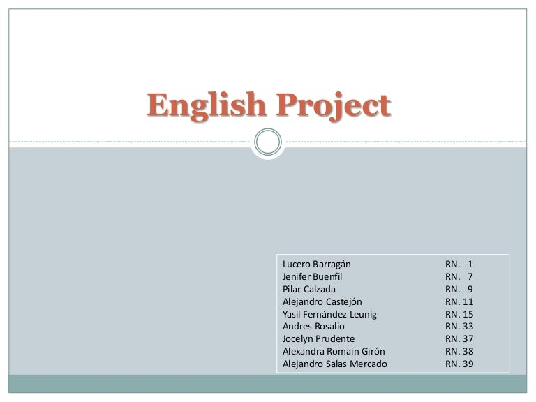 English final jepalle