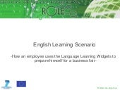 English Learning Scenario