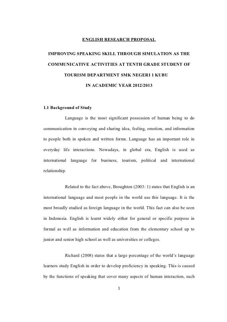Phd thesis proposal english literature