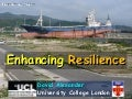 Enhancing resilience