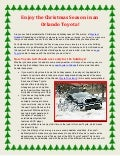 Enjoy the Christmas season in an Orlando Toyota