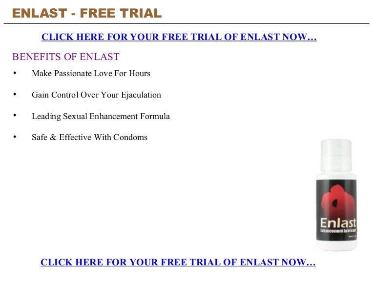 Enlast Free Trial