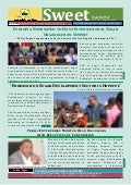Ethiopian Sugar Corporation Newsletter (Sweet ) - Vol. 5 No. 2  December , 2016