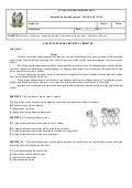 AVALIAÇÃO DE ENSINO RELIGIOSO: 5º ANO DO ENSINO FUNDAMENTAL 1 - II CICLO