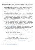 Enterprise Vendor Management, a Compliance and Information Security Strategy