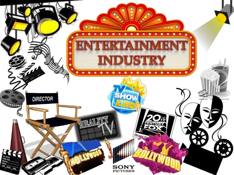 Entertainment Industry ppt
