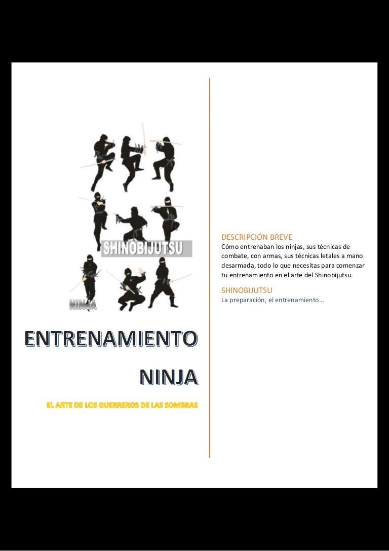 Entrenamiento Ninja