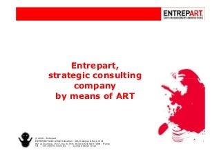 Entrepart in English
