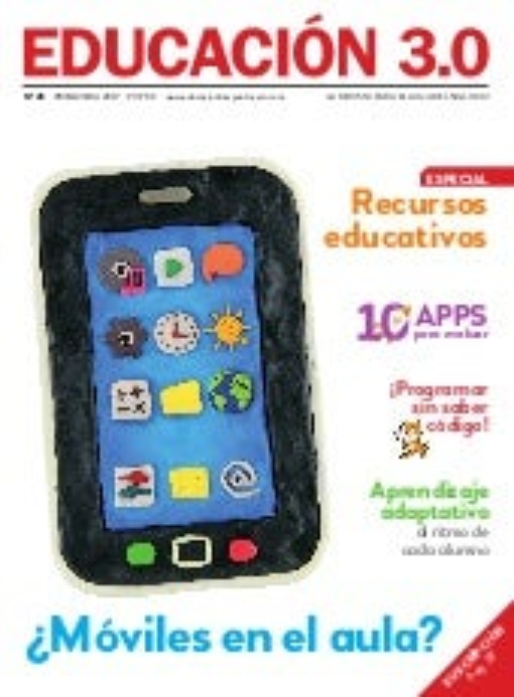 Entrevista en la Revista Educación 3.0