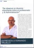 Entrevista a Fernando Trujillo - Organización y Gestión Educativa