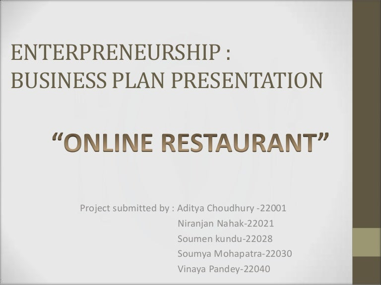 sample business plan for catering services pdf