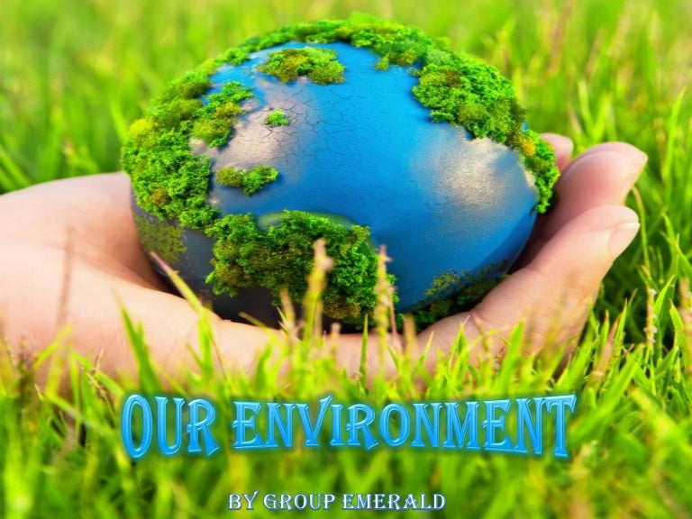 save environment and mother earth