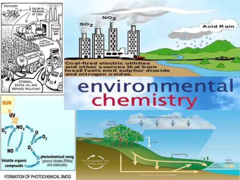 FORM 6 CHEMISTRY-ENVIRONMENTAL CHEMISTRY