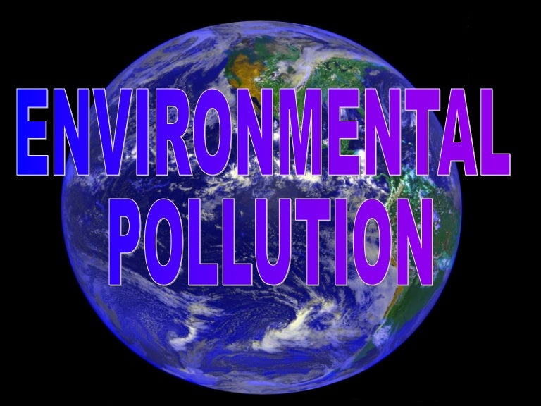 how to avoid environmental pollution
