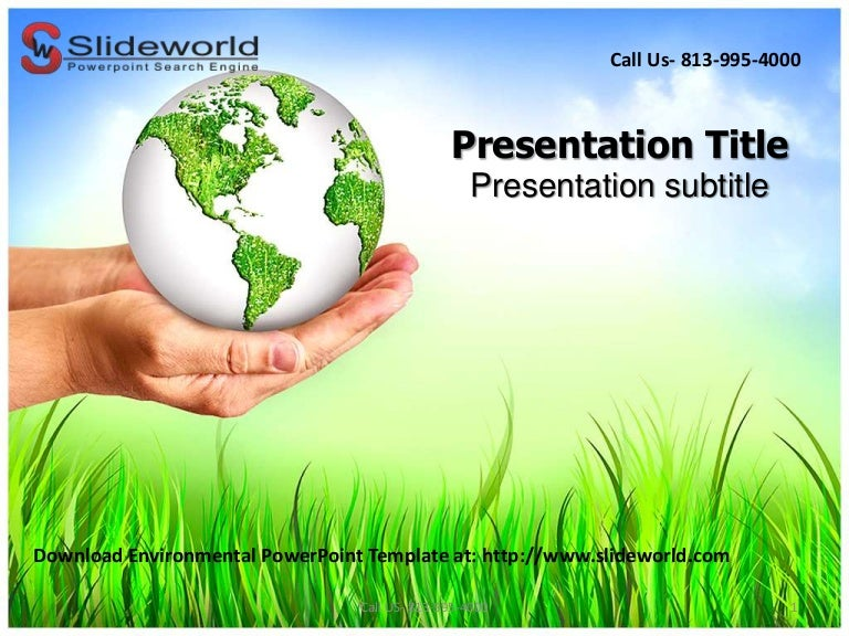 Download environmental powerpoint template slide world toneelgroepblik Choice Image