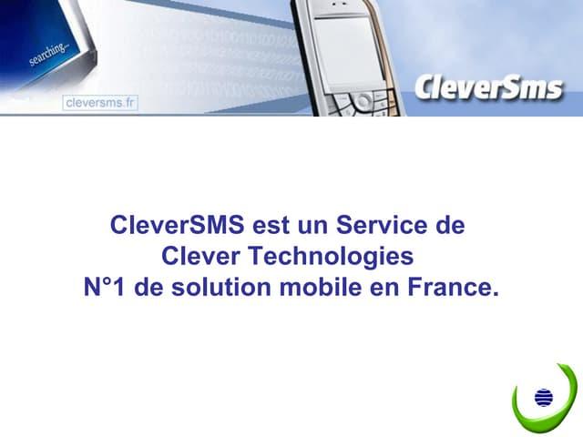 Envoyer des sms par internet - API - Web service - Plate forme SaaS