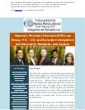 U.S. IMMIGRATION LAW NEWS AND UPDATES: THE H-1B AND L-1 FEE INCREASE, H-2 CAP REACHED, FILING A FRIVOLOUS ASYLUM APPLICATION, GREEN CARD PRIORITY DATES, ETC