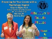 Eastern Psychological Association 84th Annual Meeting -- Preparing For Your Career With A Psychology Degree Program -- Attention To Details Photos
