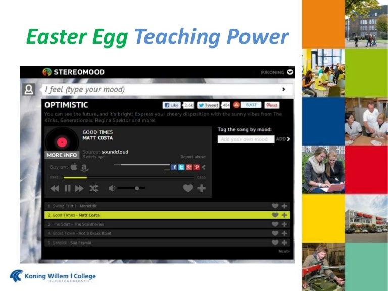 fa480bccd483b6 Easter Egg Teaching Power ;-))