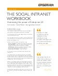 EPiServer Whitepaper - Social Intranet