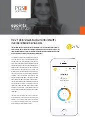 Epoints case study   pgs software ltd