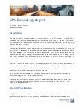 EPS Technology Report By Peter Els & Colin Pawsey