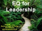 EQ for leadership