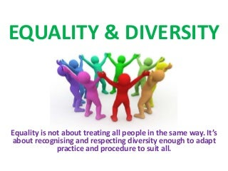 Equality And Diversity At Work Essay By Ruskin - image 6