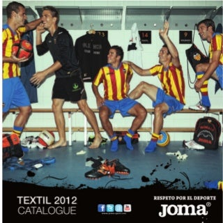 Equipaciones Joma - Camisetas Futbol Joma Sport - EquipaDeportecom