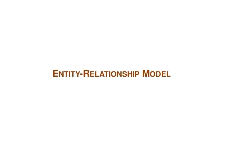 entity relationship diagram Diagram Presentation Templates Er Diagram Ppt Download #7