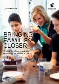 Ericsson ConsumerLab: Is communication technology bringing families closer together?