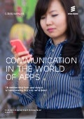 Ericsson ConsumerLab: Communication in the World of Apps