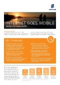 Internet goes mobile – Morocco highlights