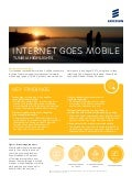 Internet goes mobile – Tunisia highlights