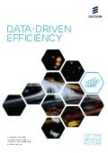 Data Driven Efficiency