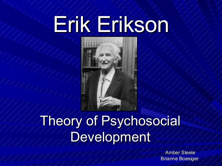 erik eriksons attachment theory Hence, attachment histories affect not only one's approach to identity formation but also one's contributions to the identity formation of others our review promotes theory building that bridges bowlby and erikson and offers new hypotheses.