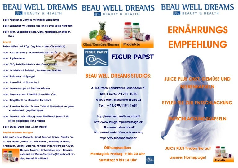 Gewichtsverlust Diät pdf