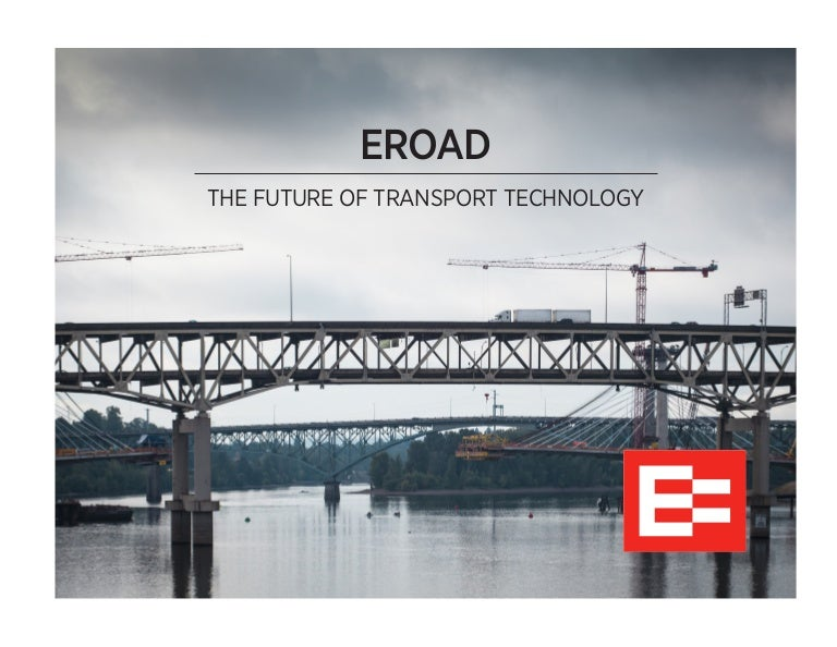 EROAD: The future of transport technology