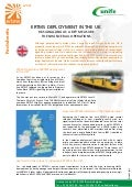 ERTMS Fact Sheet 14 - ERTMS deployment in the UK