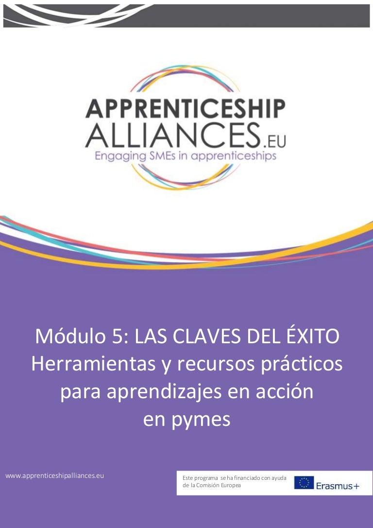 ES - Module 5 - Las Claves del Exito Herramientas y recursos practico…