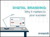Digital Branding: Why it matters to your success