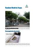 Escalator Skirt Brush in Aoqun Brush industry Co., Ltd